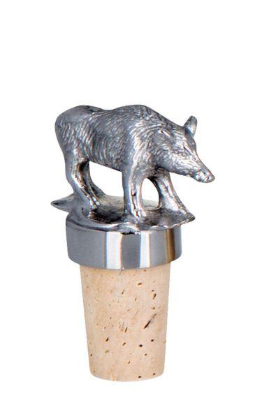 Flaschenkorken Wildschwein