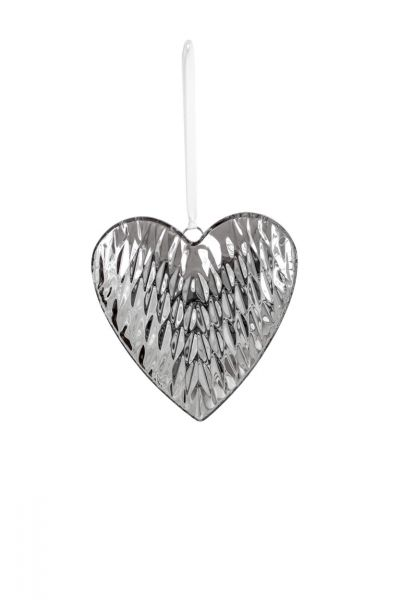 Herz-Anhänger Diamant 20 x 20 cm