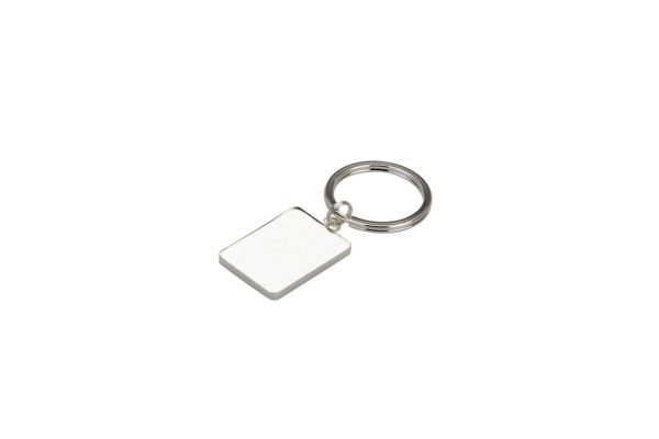 Schlüsselanhänger rechteckig