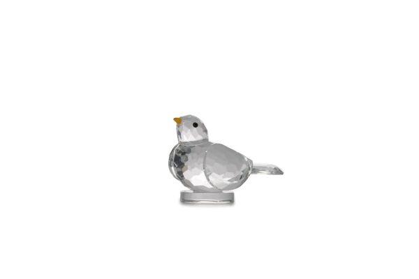 Glasfigur Vogel