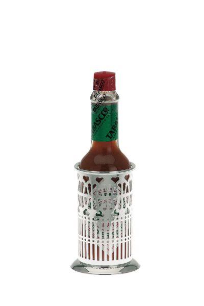 Tabasco-Ständer inklusive Flasche