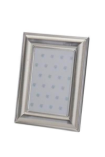 Fotorahmen breit Rillen 10x15