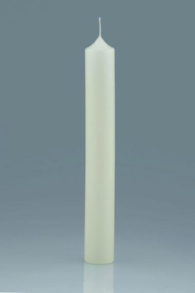 Altarkerze 30 x 4 cm für Leuchter 843