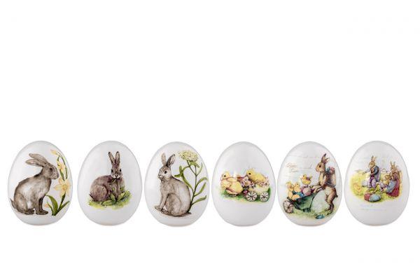 Eiersatz zum Aufstellen