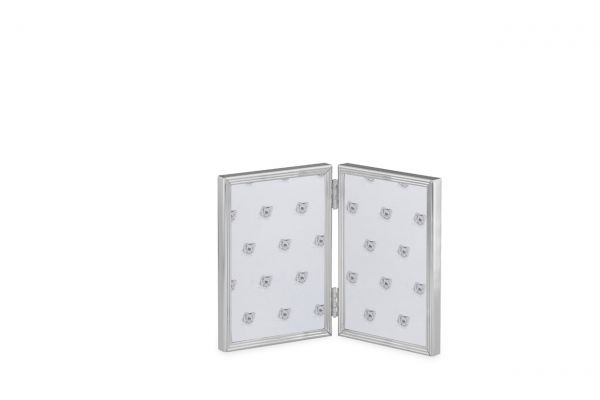 Doppelrahmen Faden schmal 9x13