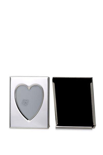 Paßbild-Fotorahmen Herz