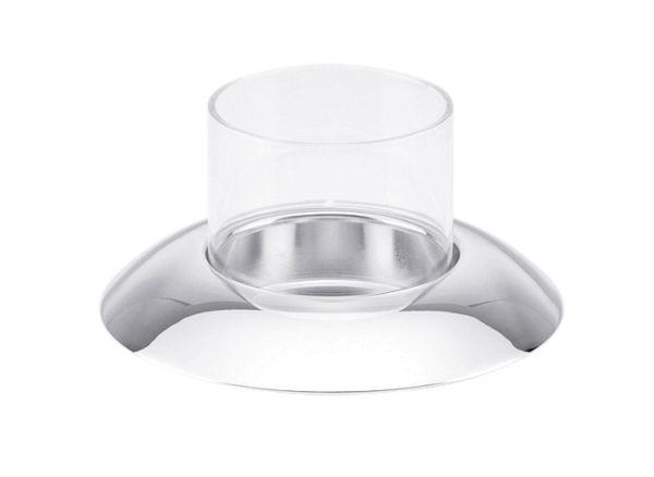 Teelichthalter klein glatt poliert