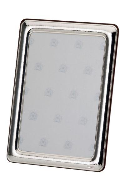 Rahmen gehämmert 13x18 - Echt Silber