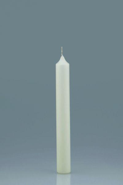 Altarkerze 25 x 3 cm für Leuchter 838 / 841
