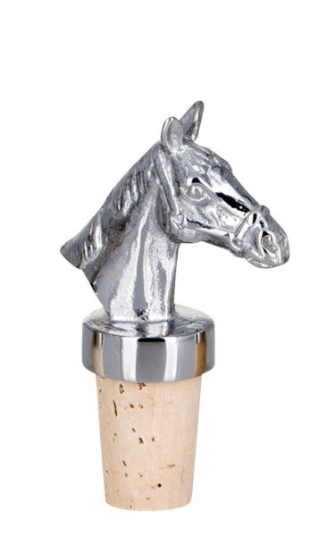 Flaschenkorken Pferdekopf