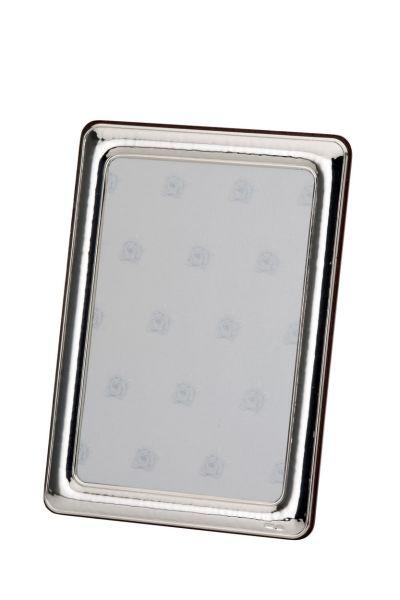 Rahmen gehämmert 9x13 - Echt Silber