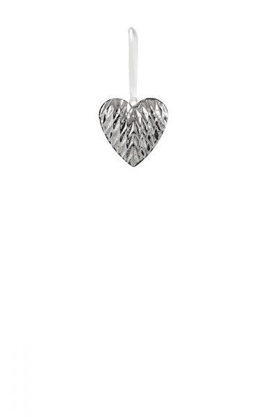 Herz-Anhänger Diamant 10 x 10 cm