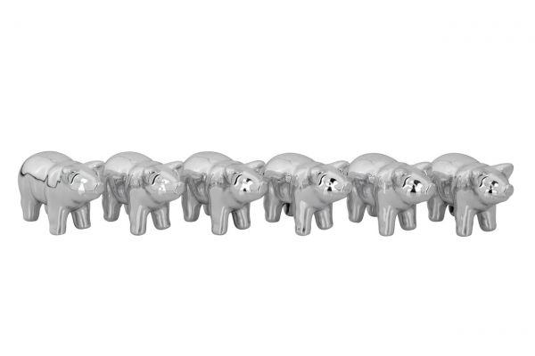 Glücksschweinchen-Set 6-tlg. klein