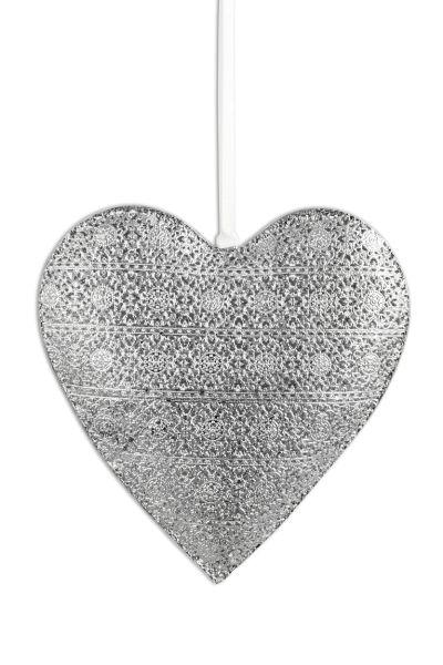 Herz-Anhänger verziert Ø 27,0 cm