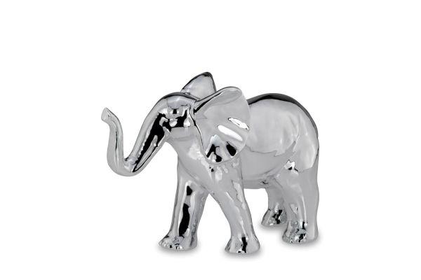 "Elefant ""Happy"", Rüssel oben, mittel"