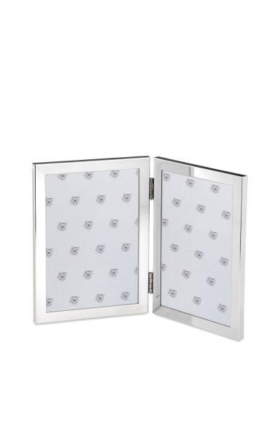 Doppelrahmen glatt poliert 13x18