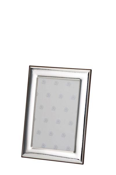 Rahmen glatt poliert 6x9 - Echt Silber
