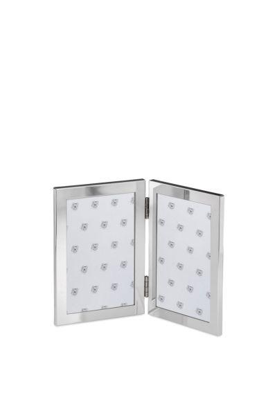Doppelrahmen glatt poliert 10x15