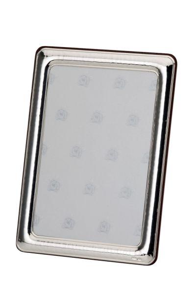Rahmen gehämmert 10x15 - Echt Silber